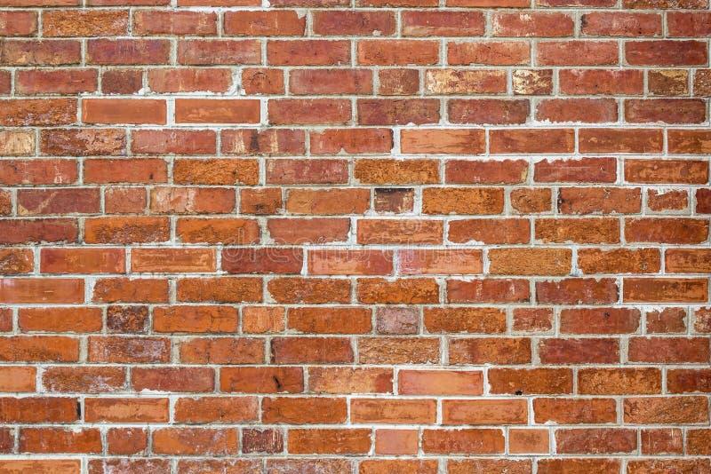 Teste padrão e textura do brickwall foto de stock royalty free