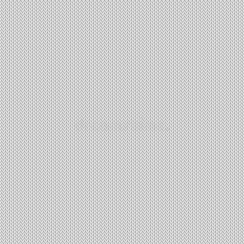 Teste padrão feito malha sem emenda ilustração stock
