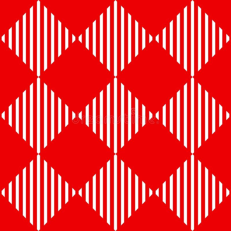 1 teste padrão/fundo simples clássicos da cor com o mosaico de squar ilustração royalty free