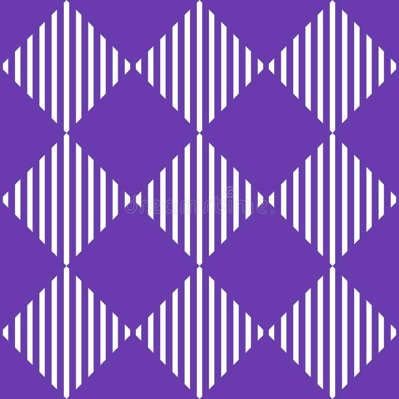 1 teste padrão/fundo simples clássicos da cor com o mosaico de squar ilustração stock