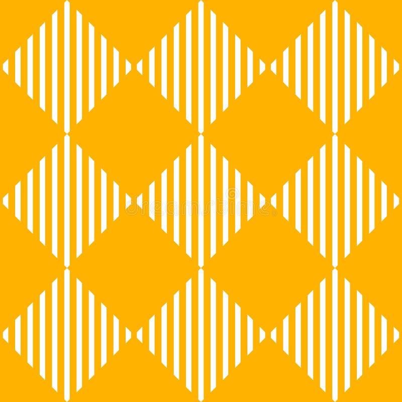 1 teste padrão/fundo simples clássicos da cor com o mosaico de squar ilustração do vetor