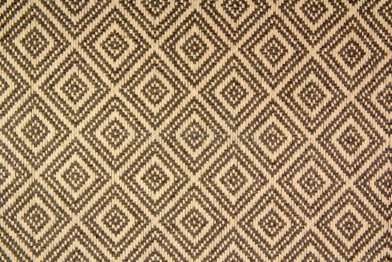Teste padrão geométrico de rombos cinzentos e brancos como o fundo fotografia de stock