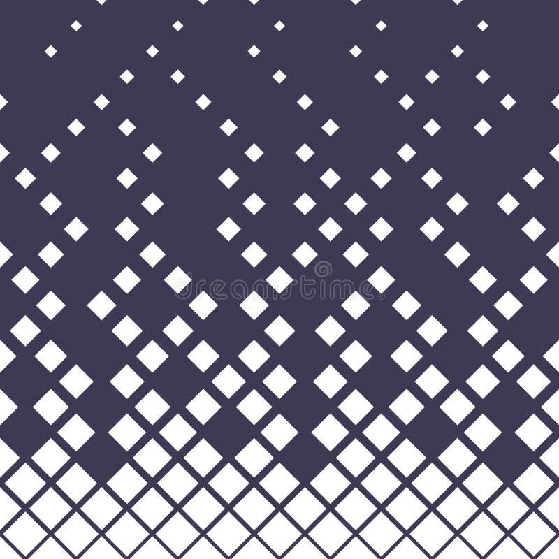 Teste padrão geométrico do inclinação do diamante roxo de intervalo mínimo ilustração do vetor