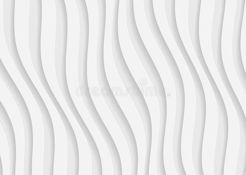 Teste padrão geométrico do Livro Branco, molde abstrato do fundo para o Web site, bandeira, cartão, convite ilustração do vetor