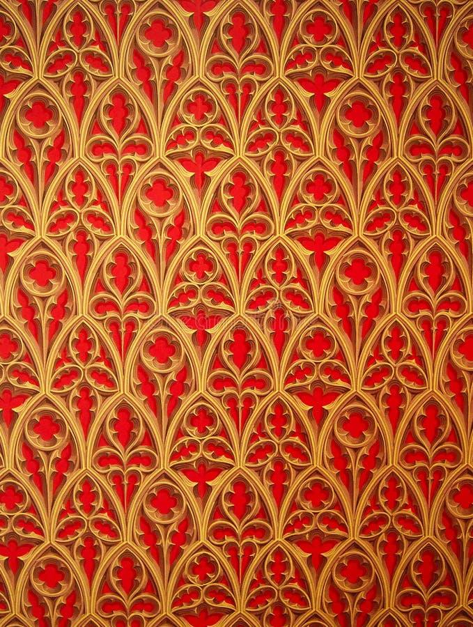 Teste padrão medieval imagem de stock royalty free
