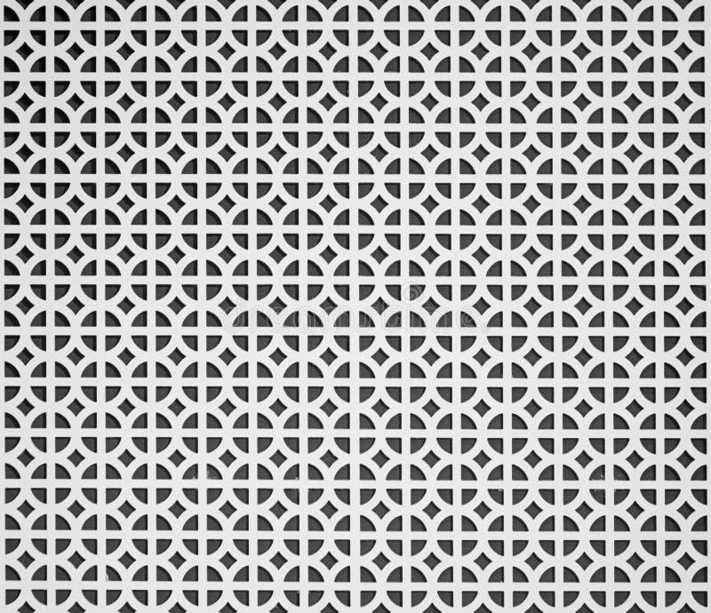 Teste padrão modelado mouro do fundo da decoração da parede fotos de stock