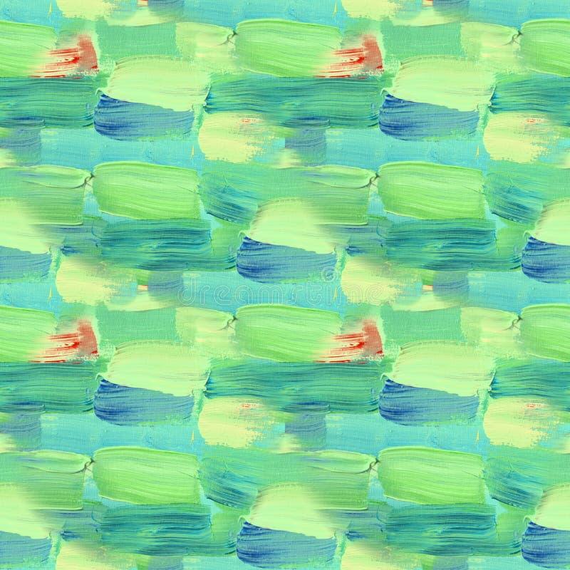 Teste padrão pequeno com mão curto cursos tirados Textura sem emenda no estilo do impressionismo para a Web, cópia, tela, matéria ilustração stock