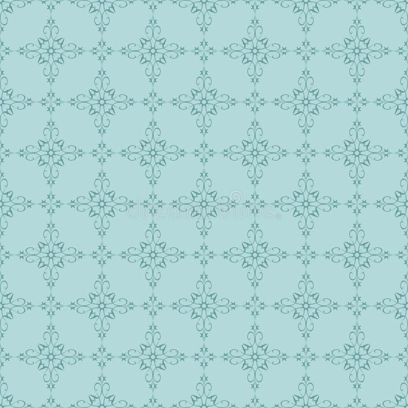 teste padrão sem emenda abstrato azul fotografia de stock
