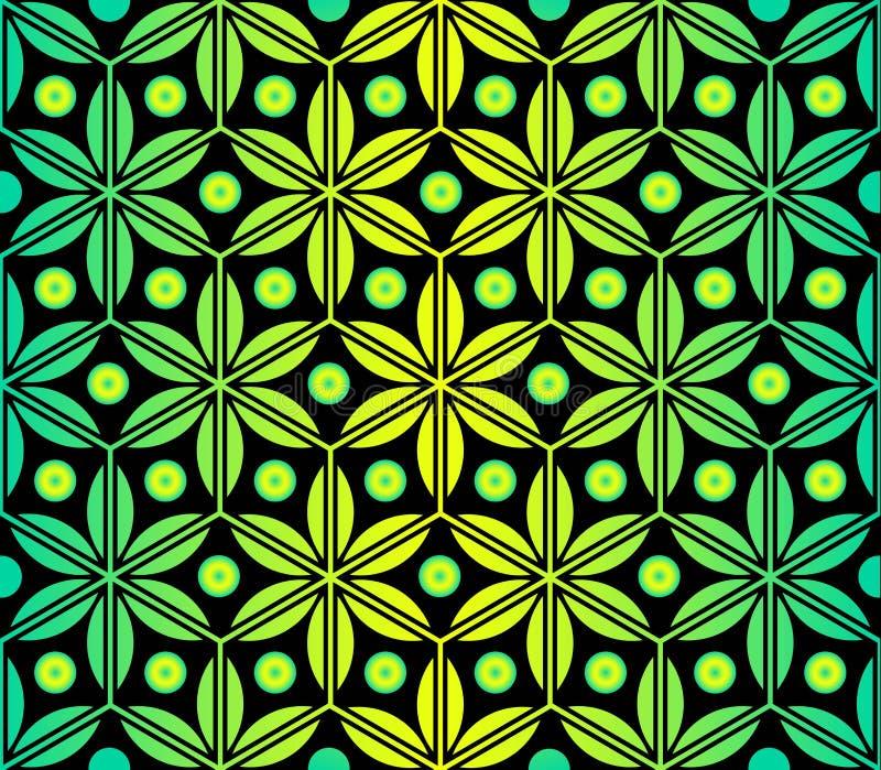 Teste padrão sem emenda abstrato Fundo da tecelagem geométrica abstrata Teste padrão sem emenda do illustrationAbstract do vetor  ilustração royalty free