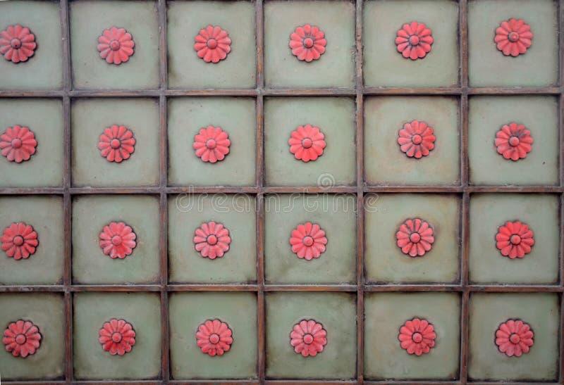 Teste padrão sem emenda, com base no estilo tradicional do turco das telhas da parede e de assoalho Projeto dos retalhos do mosai imagens de stock