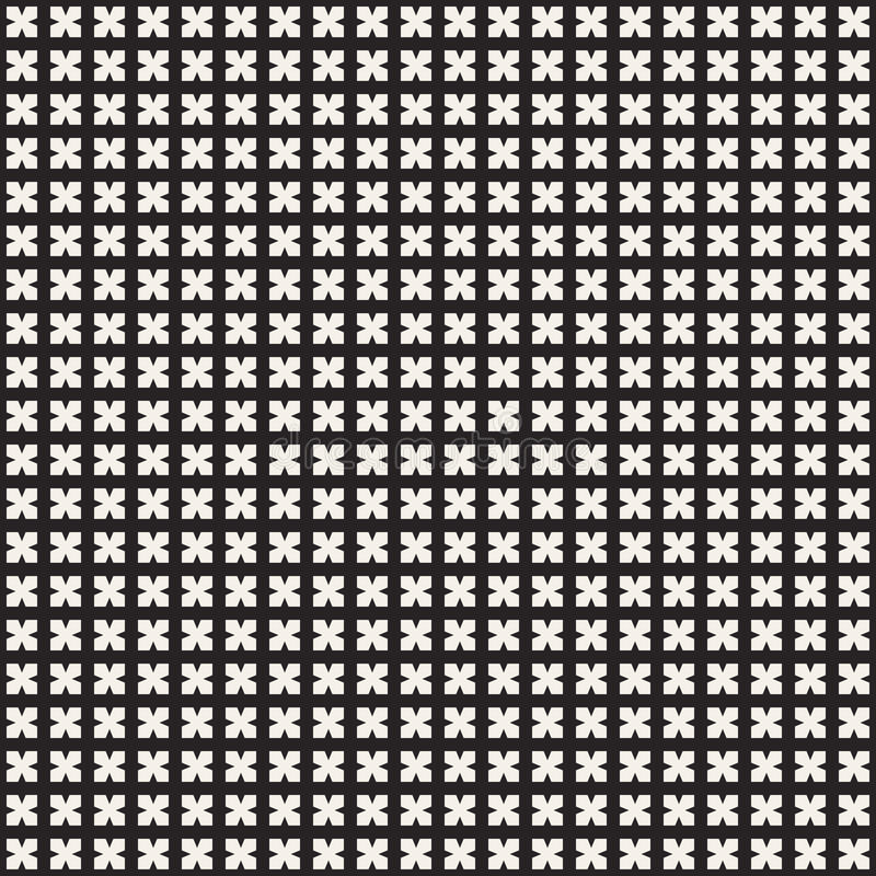 Teste padrão sem emenda da cor ilustração do vetor
