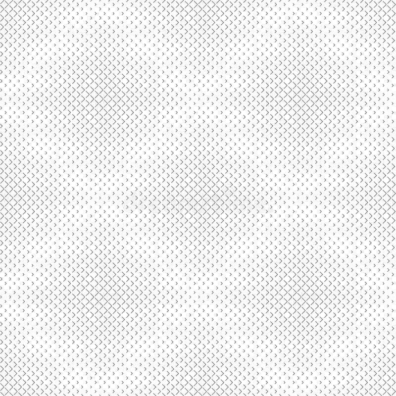 Teste padrão sem emenda da linha imagens de stock