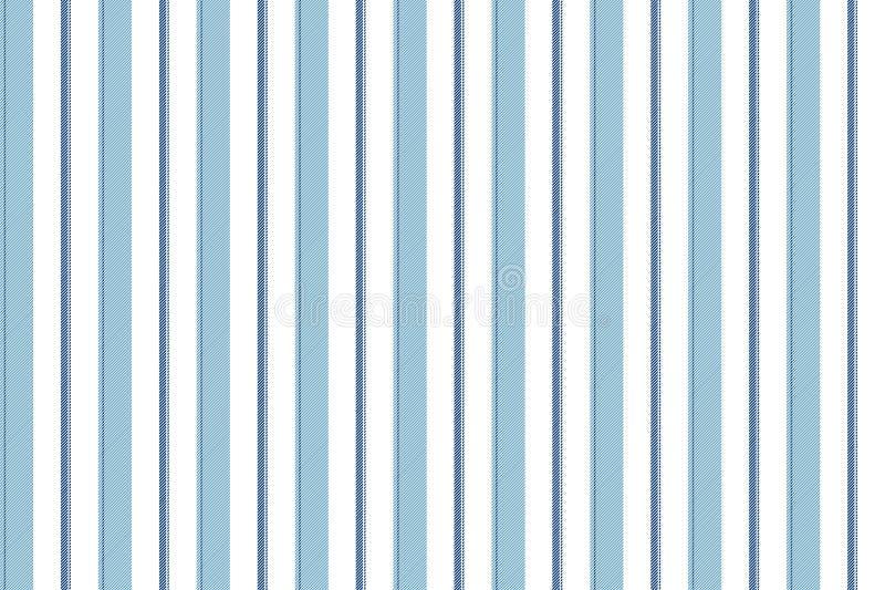 Teste padrão sem emenda da textura clássica listrada azul Ilustração do vetor ilustração do vetor