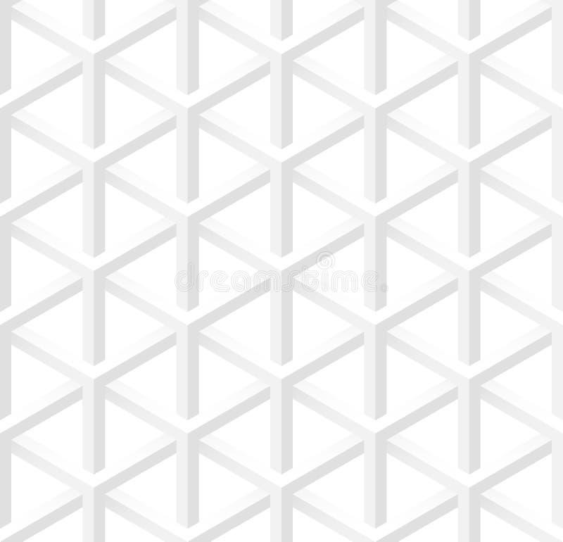 Teste padrão sem emenda da textura futurista do vetor ilustração royalty free