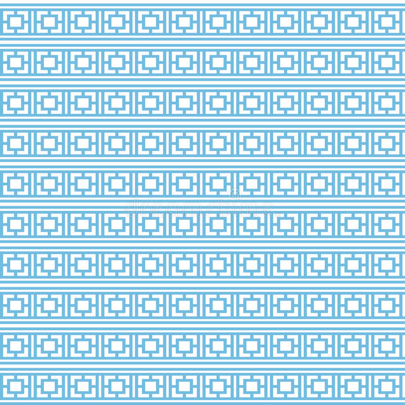 Teste padrão sem emenda do mosaico grego velho Ilustração EPS10 do vetor ilustração royalty free