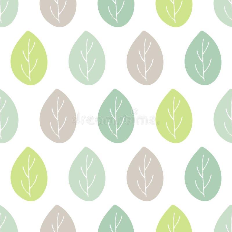 Teste padrão sem emenda do vetor Ilustração infinita da cópia de matéria têxtil Elementos decorativos do projeto para o ornamento ilustração royalty free