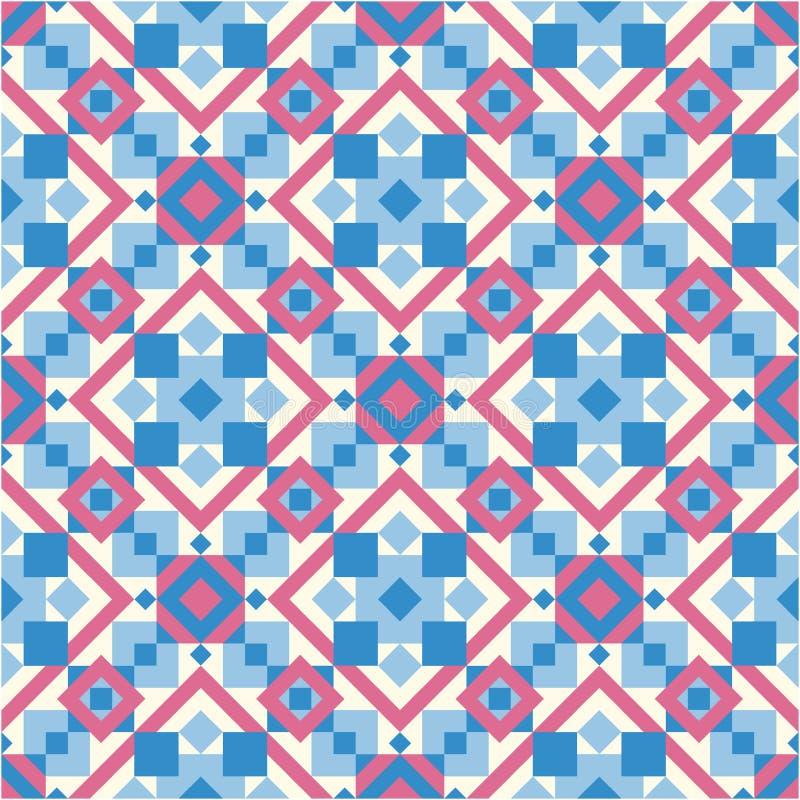Teste padrão sem emenda elegante, étnico Brilhante, verão, colora o teste padrão sem emenda para imprimir sobre ilustração do vetor