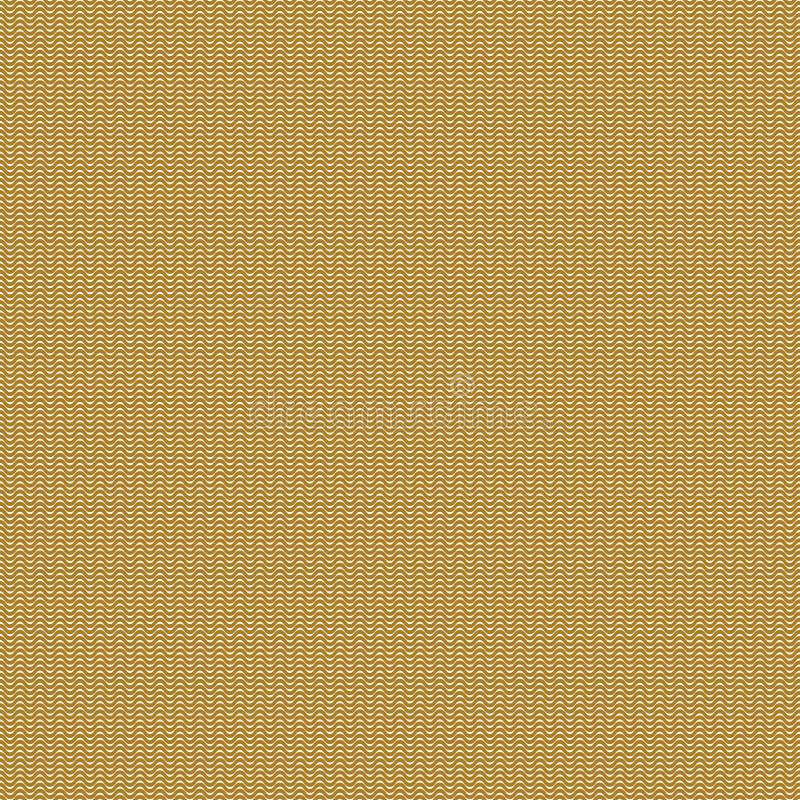 Teste padrão sem emenda geométrico do ouro ornamentado imagem de stock royalty free