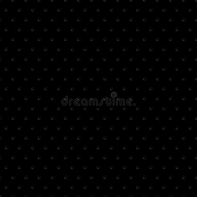 Teste padrão sem emenda geométrico pontilhado Projeto gráfico da forma Ilustração do vetor Projeto do fundo À moda moderno ótico  ilustração stock
