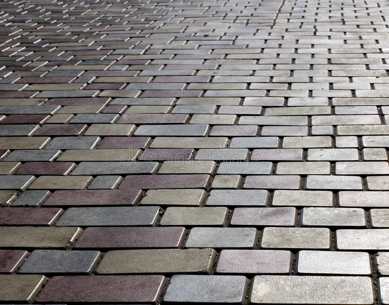 Teste padrão telhado do pavimento imagem de stock royalty free