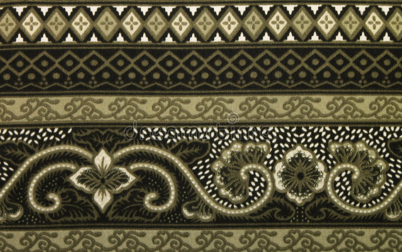 Teste padrão tradicional do batik fotos de stock royalty free