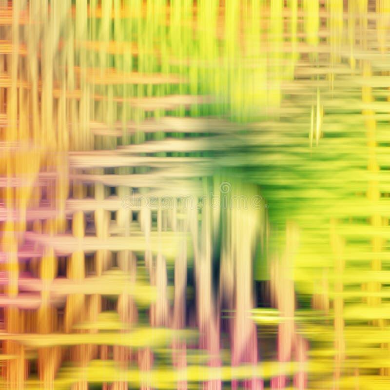 Teste padrão vívido do fundo da cor de Blured fotos de stock