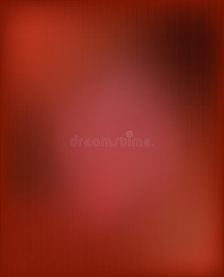 Teste padrão vermelho abstrato da hachura ilustração royalty free