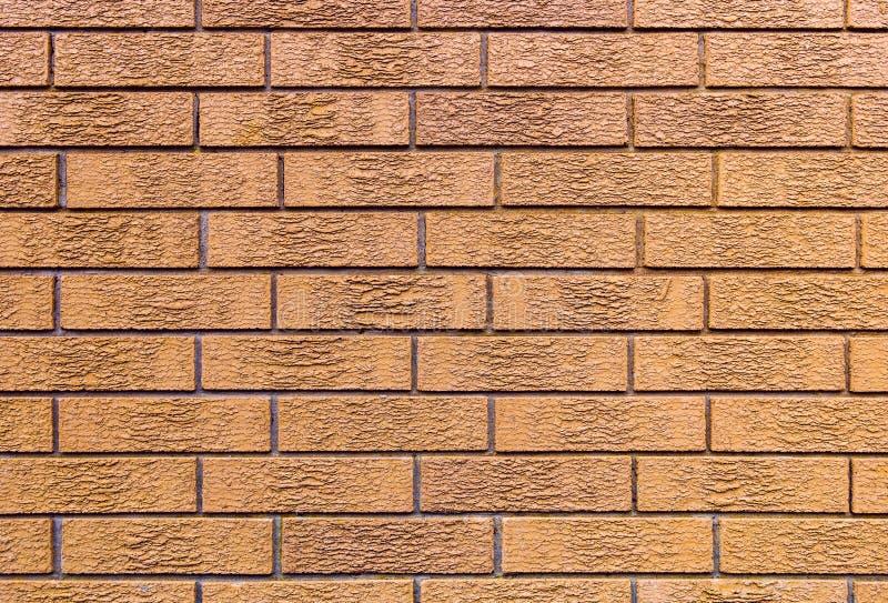 Teste padr?o da parede de tijolo fotografia de stock royalty free