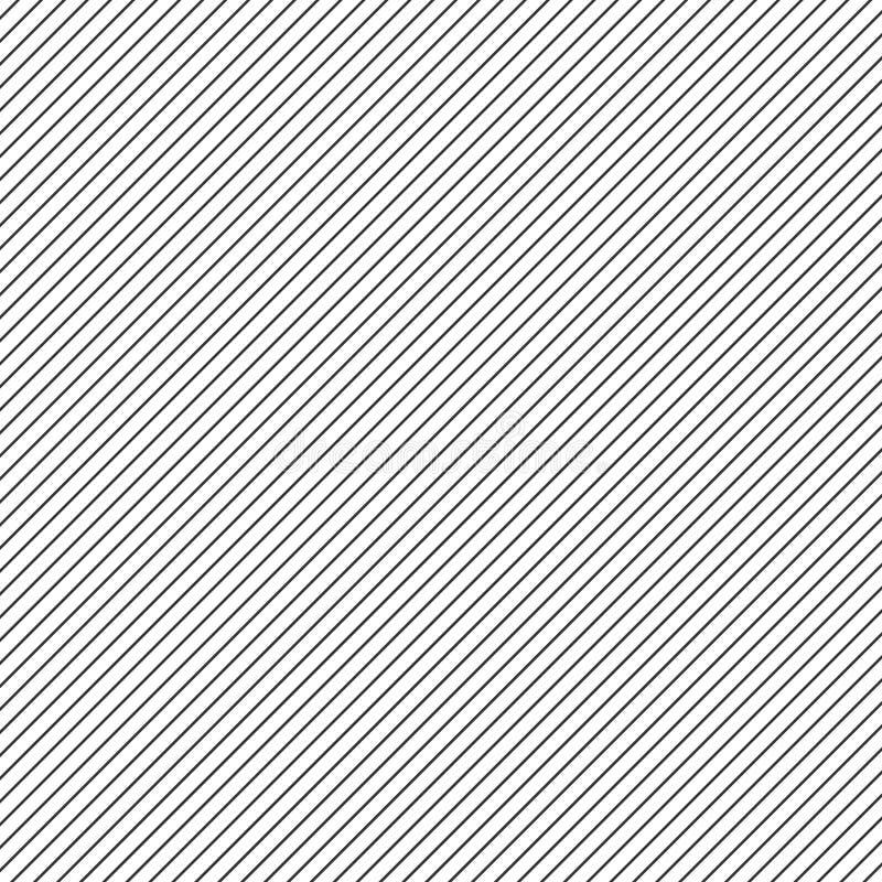 Teste padr?o das listras da cor no fundo branco Linhas do vetor do projeto moderno ilustração royalty free
