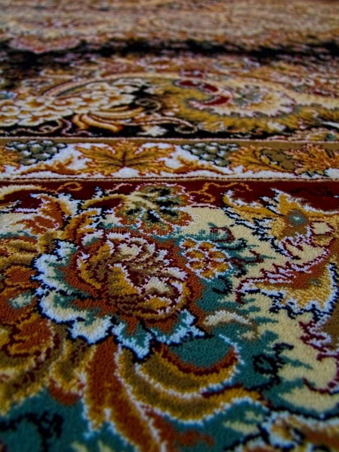 Teste padr?o do tapete persa de Royal Palace, tapete persa com um projeto intrincado fotografia de stock royalty free