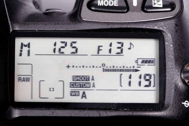 Tester della macchina fotografica fotografia stock libera da diritti