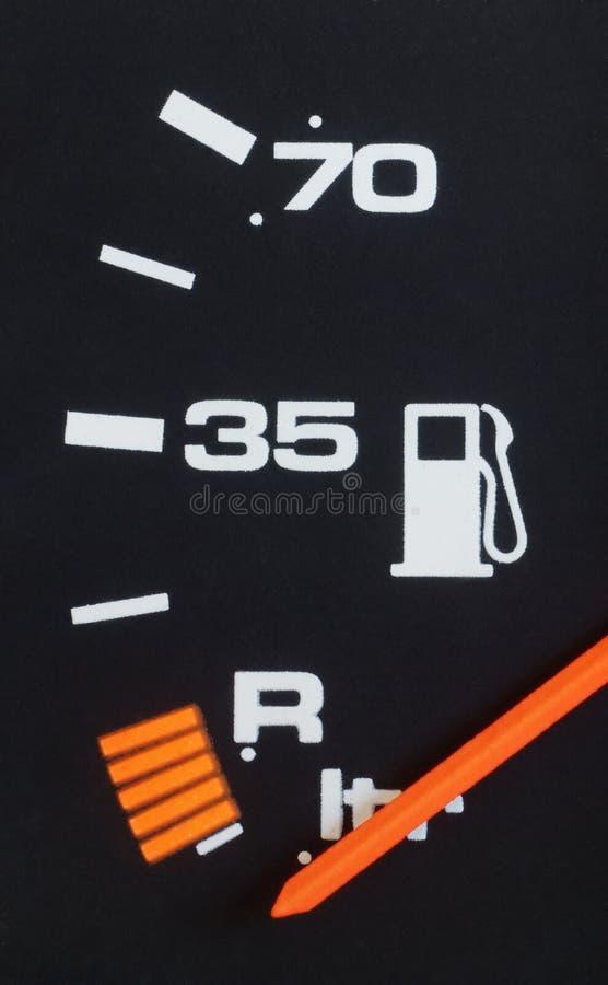 Tester di combustibile immagini stock