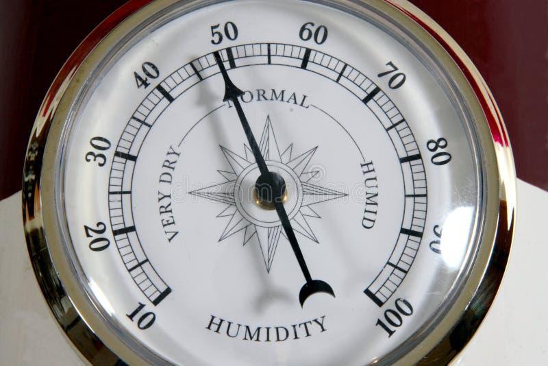 Tester di umidità fotografie stock