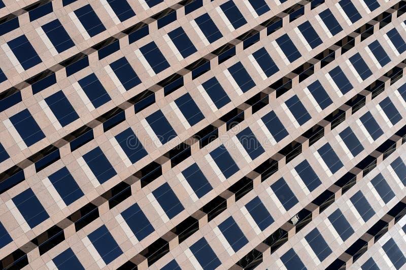 Testes padrões abstratos de Windows fotos de stock