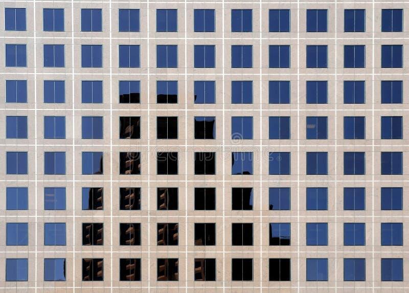 Testes padrões abstratos de Windows - 2 imagem de stock royalty free