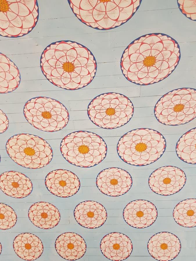 Testes padrões bonitos foto de stock