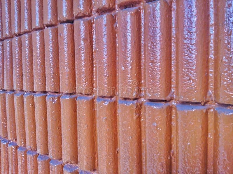 Testes padrões e texturas das paredes fotos de stock