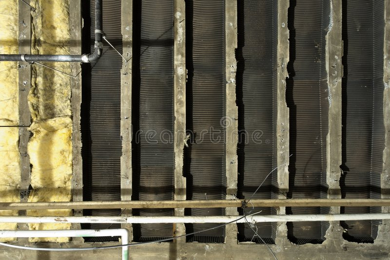 Testes padrões estruturais e mecânicos imagens de stock