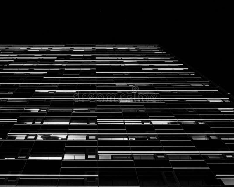 Testes padrões exteriores arquitetónicos fotografia de stock royalty free