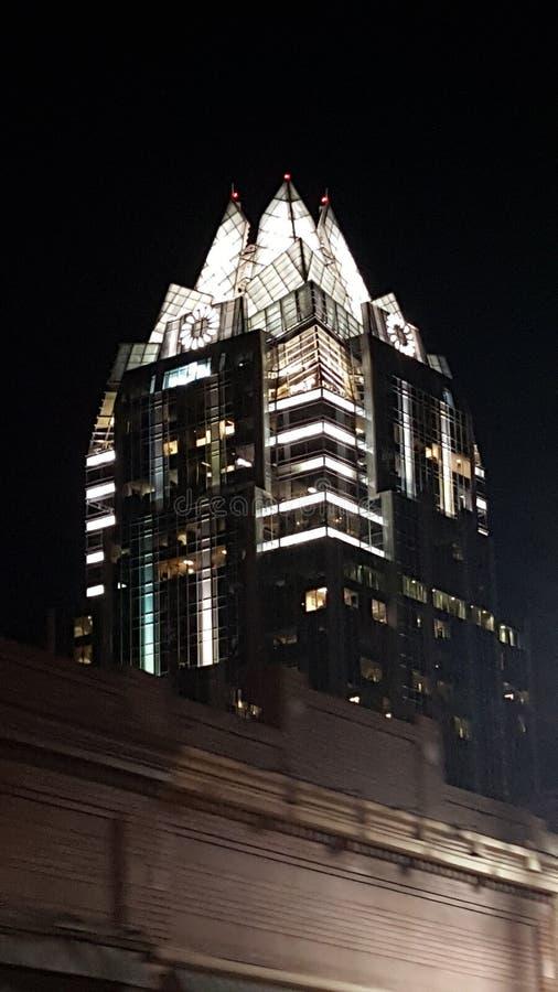 Testi di Austin fotografie stock libere da diritti