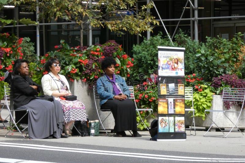 Testigos del ` s de Jehova imagen de archivo