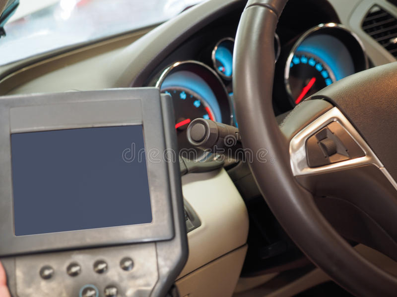 Download Testing automobile stock photo. Image of electrical, technician - 40221134