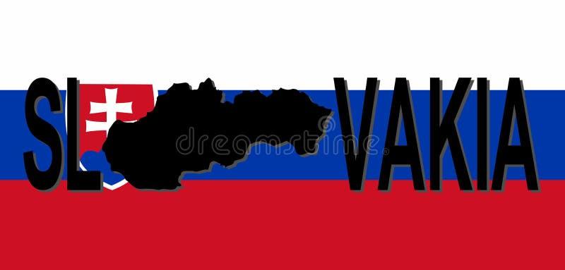 Download Testo Della Slovacchia Con Il Programma Illustrazione Vettoriale - Illustrazione di simbolo, illustrazione: 3876011