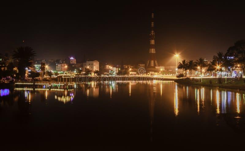 Tet -越南-鲍地点 库存照片