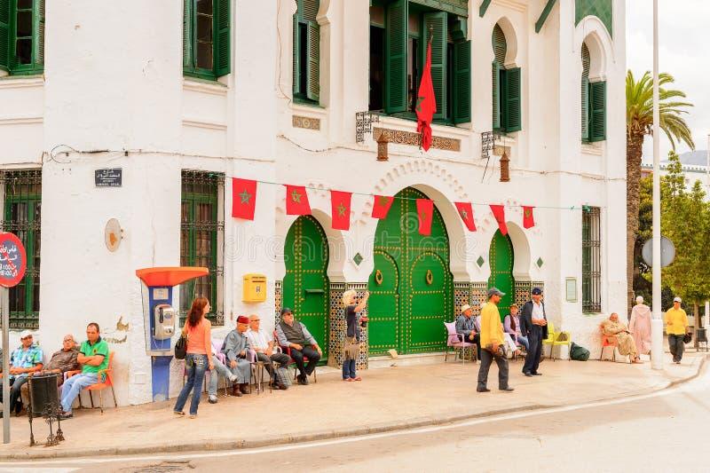 Tetouan, Марокко стоковые фотографии rf