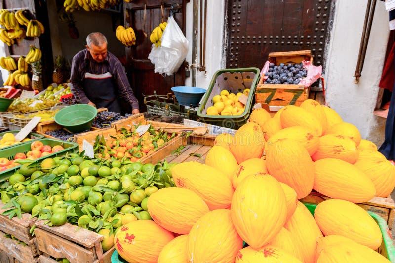 Tetouan, Marokko royalty-vrije stock afbeelding