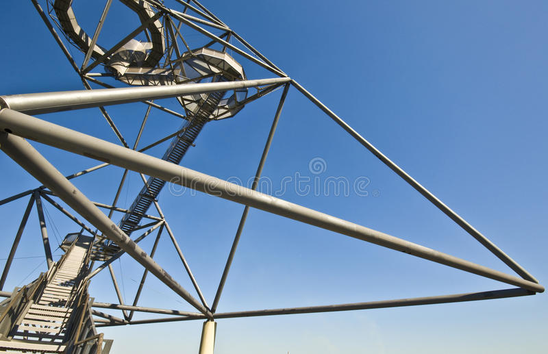Tetraeder photographie stock libre de droits