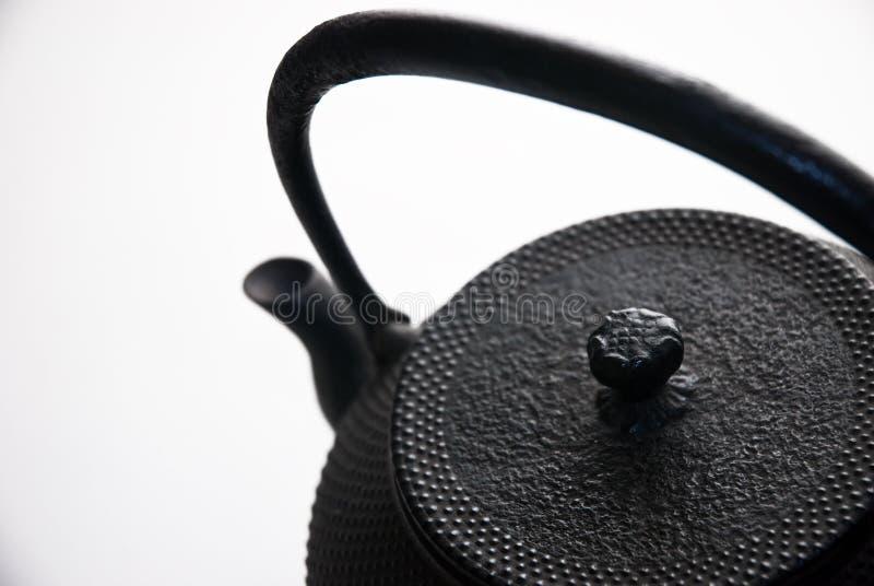 Tetsubin imagen de archivo