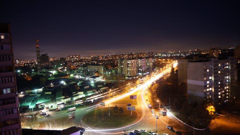 Tetto di Kiev fotografia stock libera da diritti