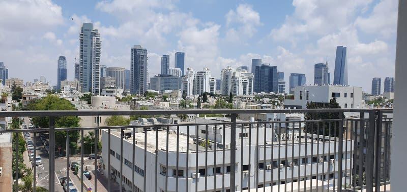 Tetto in Israele fotografia stock libera da diritti